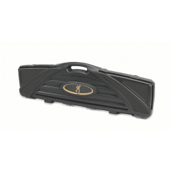 Browning Mirage Black Hard Rifle Gun Case Double