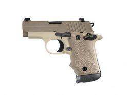 Sig Sauer P238 Desert Micro-Compact, 7 Round Semi Auto Handgun, .380 ACP