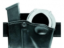 Safariland 573 Open Top Magazine Handcuff Pouch Left Hand