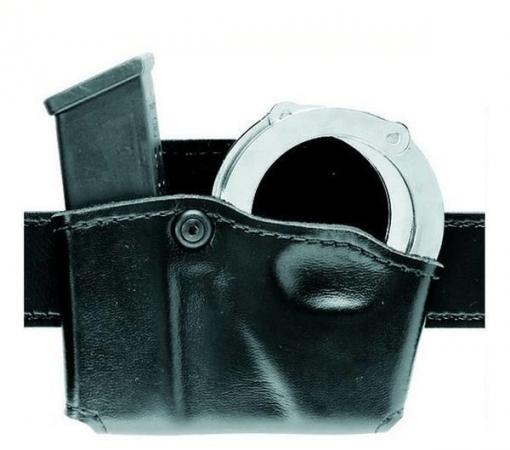 Safariland 573 Open Top Magazine Handcuff Pouch Left Hand