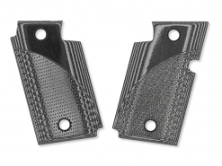 Pachmayr G-10 P938 Fine Gray Black Recoil Pad