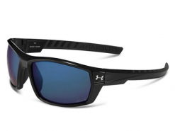 Under Armour Ranger Shiny Black Storm Polarized