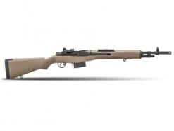 Springfield Scout Squad M1A Flat Dark Earth Stock, 10 Round Semi Auto Rifle, 7.62X51mm NATO/.308 Win