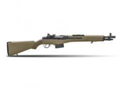 Springfield Socom 16 M1A Flat Dark Earth Stock, 10 Round Semi Auto Rifle, 7.62X51mm NATO/.308 Win