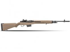 Springfield Standard M1A Flat Dark Earth Stock, 10 Round Semi Auto Rifle, 7.62X51mm NATO/.308 Win