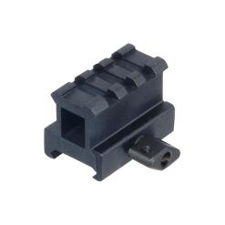 UTG Hi-Profile Compact Riser Mount