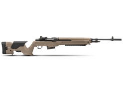 Springfield Loaded M1A FDE Precision Adjustable Stock, Carbon Steel Barrel, 10 Round