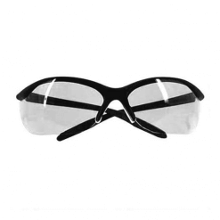 Honeywell Vapor II Black Frame Clear Lens