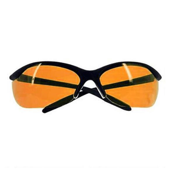 Honeywell Vapor II Black Frame Orange Lens