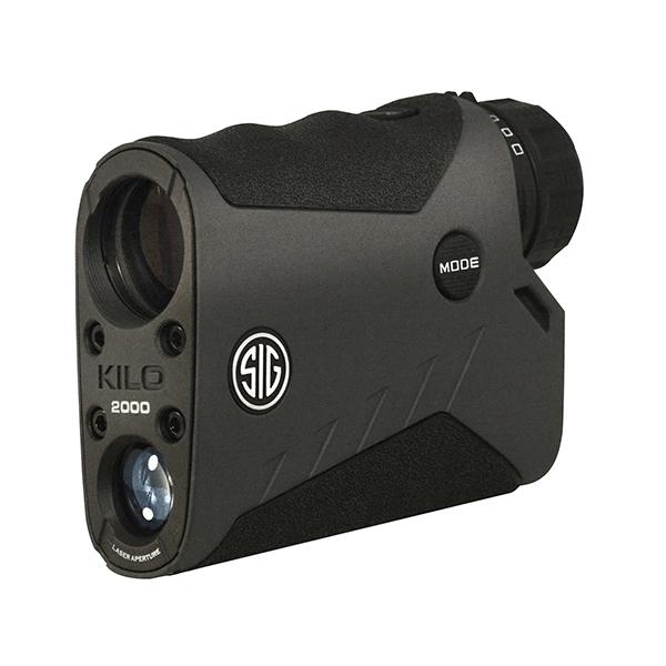 Sig Sauer KILO2000 Laser Rangefinder 7x 25mm