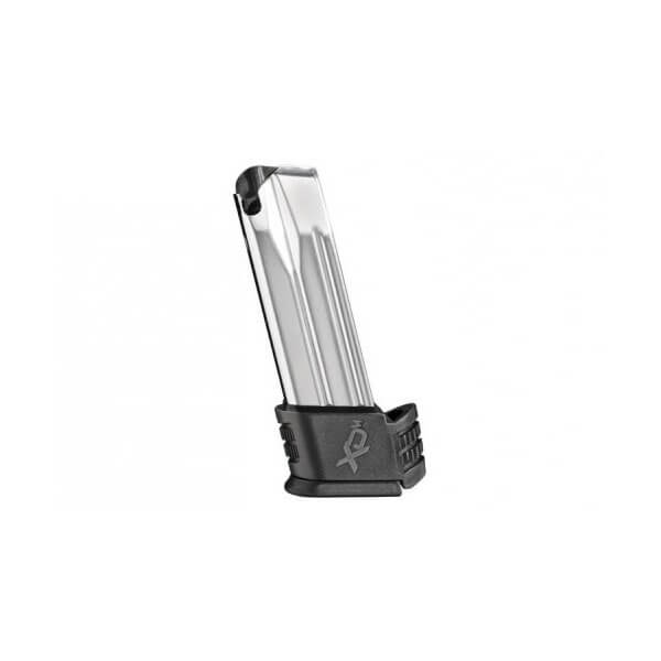 Springfield Armory XDM Compact, 19 Round Magazine, 9mm With Black X-Tension #2