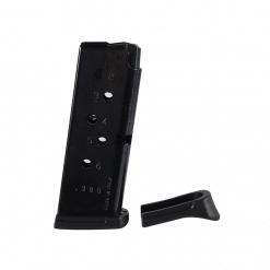 Ruger LCP Magazine w/ Extension, 6 Round, .380 ACP