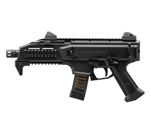 CZ Scorpion EVO 3 S1 9MM Pistol Black