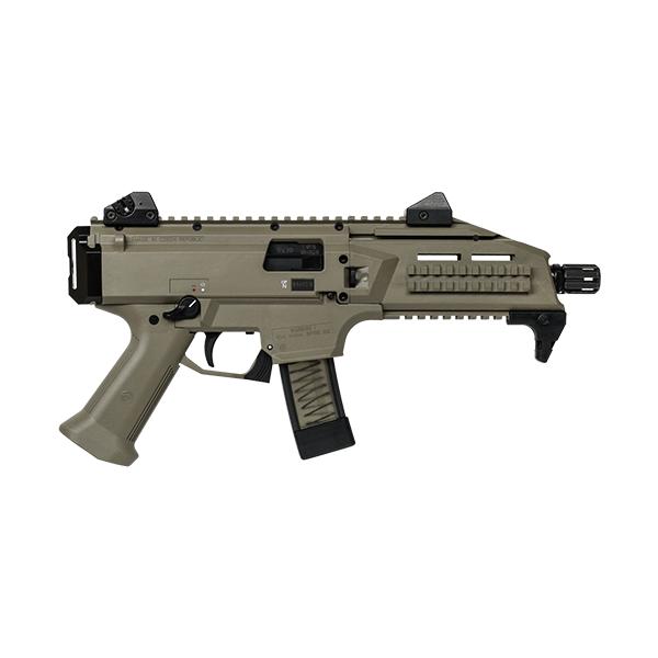 CZ Scorpion EVO 3 S1 9MM Pistol FDE