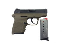 Smith & Wesson M&P Bodyguard 380 FDE, 6 Round Semi Auto Handgun, .380 ACP