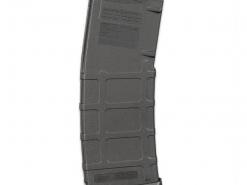 Magpul PMAG 30 AR-15 Gen M2 Black, 30 Round Magazine, 5.56X45mm NATO, .223 Rem