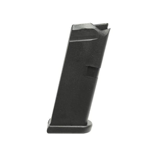 Glock 43, 6 Round Magazine, 9mm