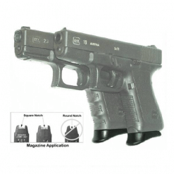 Pearce Grip Extension Glock Fullsize, Compact, 9mm Luger, .40 S&W, .357 Sig