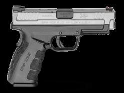 "Springfield XD Mod.2 Service Model Bi-Tone 4"", 16 Round Semi Auto Handgun, 9mm (With Gear)"