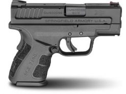 "Springfield XD Mod.2 Sub-Compact Model Black 3"", 13 Round Semi Auto Handgun, 9mm (With Gear)"