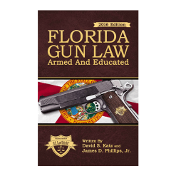 Law Shield Florida Gun Law: Armed And Educated