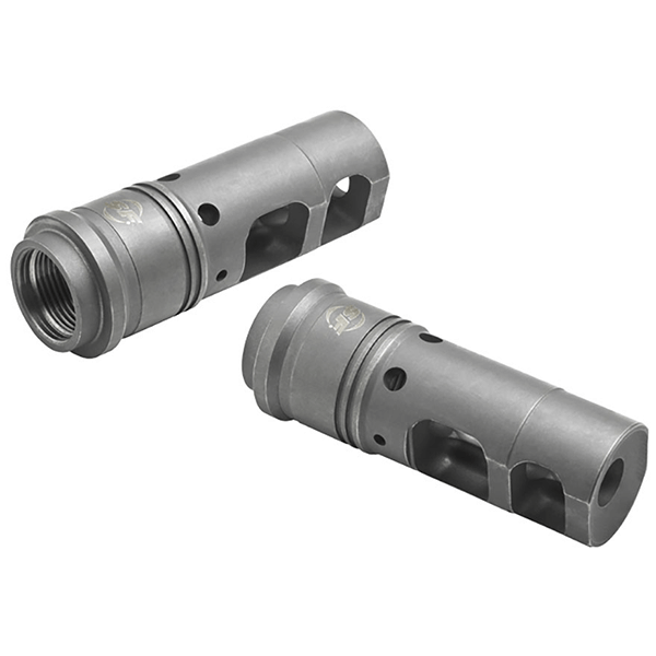 "Surefire SOCOM Muzzle Brake Suppressor Adapter AR-10/LR-308 5/8""-24 Thread Steel Matte"