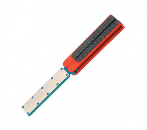 Lansky Double Folding Diamond Paddle Knife Sharpener Medium/Fine