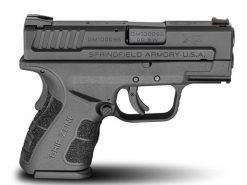 "Springfield XD Mod.2 Sub-Compact Model Black 3"", 9 Round Semi Auto Handgun, .40 S&W (With Gear)"