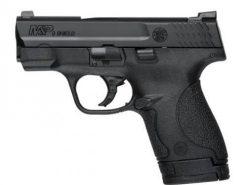 Smith & Wesson M&P 9 Shield Tritium Night Sights, 8 Round Semi Auto Handgun, 9MM