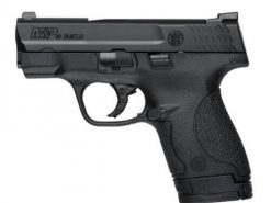 Smith & Wesson M&P 40 Shield Tritium Night Sights, 7 Round Semi Auto Handgun, .40 S&W