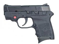 Smith & Wesson M&P Bodyguard 380 Crimson Trace No Thumb Safety, 6 Round Semi Auto Handgun, .380 ACP