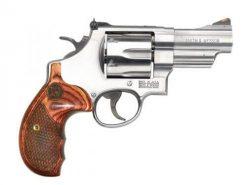 "Smith & Wesson Model 629 Deluxe 3"", 6 Round Revolver, .44 Magnum"