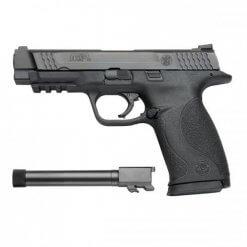 Smith & Wesson M&P 45 Threaded Barrel Kit, 10 Round Semi Auto Handgun, .45 ACP