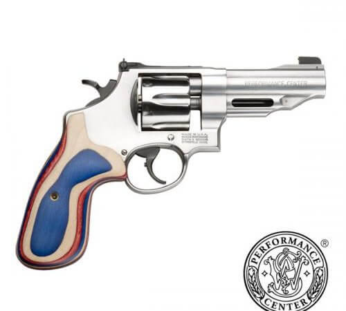 Smith & Wesson Performance Center Model 625, 6 Round Revolver, .45 ACP