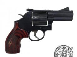 Smith & Wesson Performance Center Model 586 L-Comp, 7 Round Revolver, .357 Mag