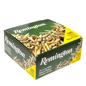 Remington 22LR Golden Bullet 36Gr Hollow Point