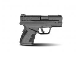 "Springfield XD Mod.2 Sub-Compact Model Black 3.3"", 9 Round Semi Auto Handgun, .45 ACP (With Gear)"