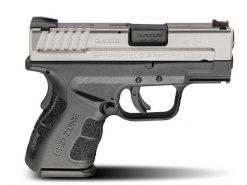 "Springfield XD Mod.2 Sub-Compact Model Bi-Tone 3"", 9 Round Semi Auto Handgun, .40 S&W"