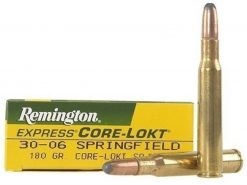 Remington Express Core-Lokt 30-06 Springfield 180 gr SP