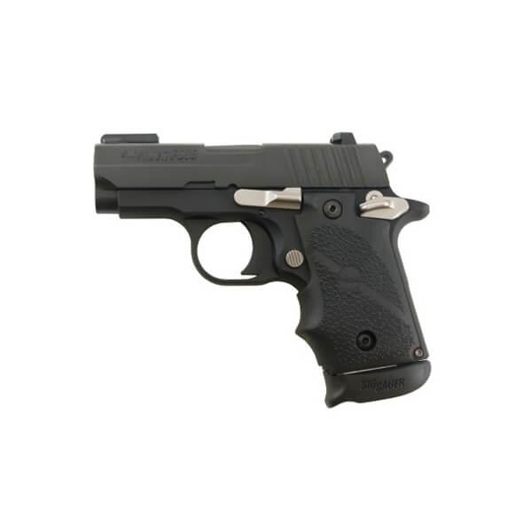 Sig Sauer P238 Sport 12, 6 Round Semi Auto Handgun, .380 ACP