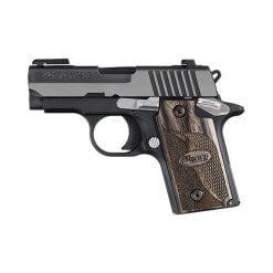 Sig Sauer P238 Equinox Micro-Compact, 6 Round Semi Auto Handgun, .380 ACP