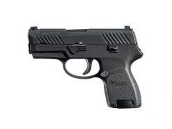 Sig Sauer P320 Nitron Subcompact, 12 Round Semi Auto Handgun, 9mm