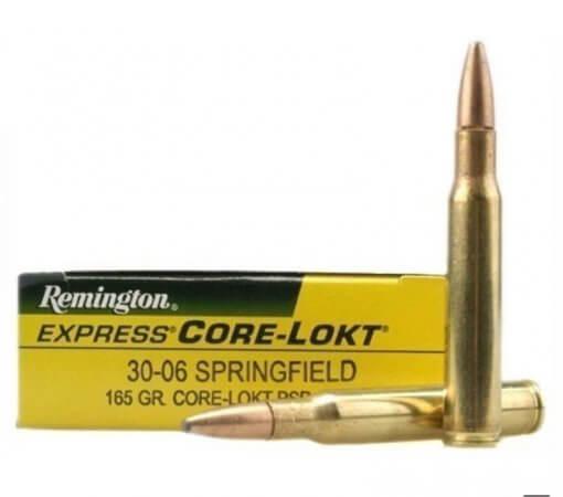Remington Express Core-Lokt 30-06 Springfield 165 gr