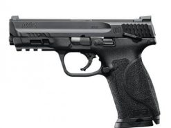 Smith & Wesson M&P 9 M2.0 Thumb Safety, 17 Round Semi Auto Handgun, 9mm