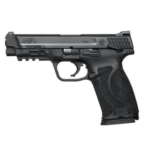 Smith & Wesson M&P 45 M2.0 Thumb Safety, 10 Round Semi Auto Handgun, .45 ACP
