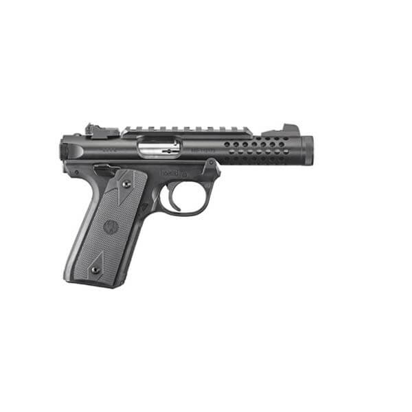 Ruger Mark IV 22/45 Lite Black