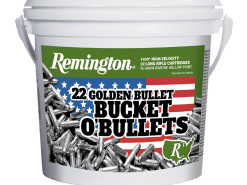 Remington 22LR Golden Bullet Bucket