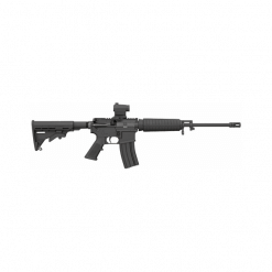 "Bushmaster AR-15 QRC Rifle 91046 w/ Mini Red Dot, 16"", .223 Rem/5.56 MM"