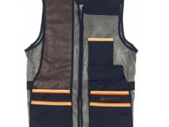 Beretta Mens XXX-Large US Two Tone Shooting Vest Blue