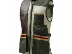 Beretta Mens Medium US Two Tone Shooting Vest Green